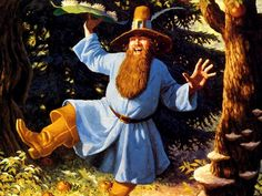 The Mysterious Presence of Tom Bombadil