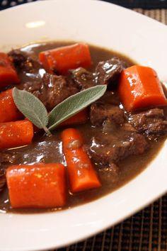 Balsamic Beef Stew – Cake 'n Knife
