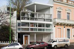 Fondation Le Corbusier - Buildings - Maison du Docteur Curutchet