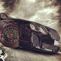 Stylised Bentley Continental #CarFlash