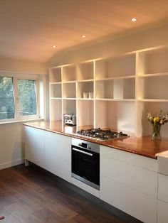 Domestic Zinc and copper worktop pictures