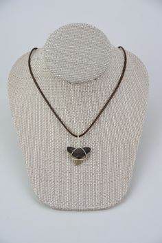 Bull Shark Tooth Pendant Necklace by JustBeadHappy2 on Etsy https://www.etsy.com/listing/526493781/bull-shark-tooth-pendant-necklace