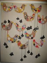 Aiheeseen liittyvä kuva Animal Crafts For Kids, Crafts For Kids To Make, Art For Kids, Spring Activities, Art Activities, Bird Crafts, Easter Crafts, Cultural Crafts, Summer Fun For Kids