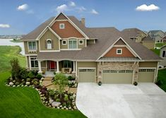 Superior 7045 - 4 Bedrooms and 3.5 Baths | The House Designers