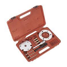 Supercrazy Ford Jaguar 2.0 2.2 LDV Convoy 2.4 Diesel Engine Camshaft Alignment Locking Timing Tool Set SF0163 - Brought to you by Avarsha.com