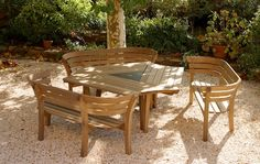 I So Want This Chair Beautiful Oak And Made In Hampshire Garden Furniture Pinterest