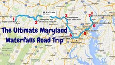 MD  March 17, 2016byJamie Alvarenga  The Ultimate Maryland Waterfalls Road Trip Is Right Here – And You'll Want To Do It