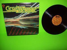 K-Tel - Various – Circuit Breaker Vinyl LP Record Album 1979 Patti Smith Rock #DiscoDanceRBSoulSynthpopFunkPopRock