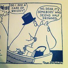 Moomins - Tove Jansson