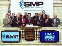 Standard Motor Product Inc. public listing. (SMP). http://www.smpcorp.com/en/