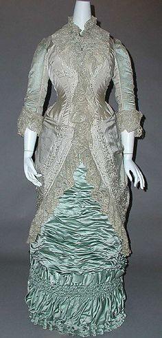 1880 French Dress