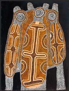 Uta Uta Tjangala was one of the founding members of the Western desert Aboriginal art movement. Aboriginal Painting, Aboriginal Artists, Dot Painting, Aboriginal People, Painting Tips, Abstract Paintings, Watercolor Painting, Indigenous Australian Art, Indigenous Art