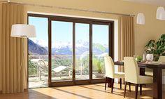 Sokółka Okna i Drzwi S.A. - Okna i drzwi balkonowe przesuwne. Drzwi tarasowe