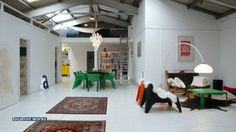 warehouse conversion - open living