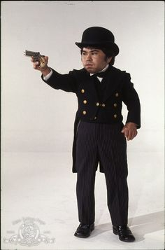 Nick Nack (Hervé Villechaize)  The Man with the Golden Gun