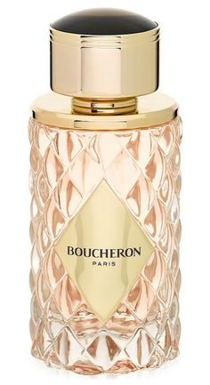 Boucheron Paris.  The packaging is so elegant.  Would love to see how this beauty smells.