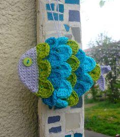 Crochet Fish...too cute!