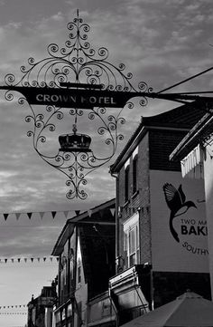 The Crown and Two Magpies, Southwold