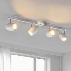 Buy Philippa - white LED ceiling spotlight, ✓Top-rated service ✓Comfortable & secure payment Years of experience ✓Order now! Spot Design, House Design, Led Ceiling Spotlights, Ceiling Lights, Olympia, Spot Noir, Spot Plafond, Led Spots, Spot Led