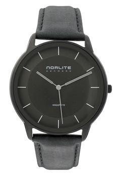 Norlite watch - Black