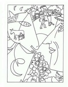 art coloring pages for kids - Google Search