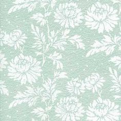Patterned paint roller Bouquet Pattern #4117