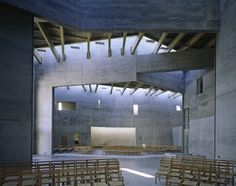 Double Church For Two Faiths; Freiburg im Breisgau, Germany Kister Scheithauer Gross Architects And Urban Planners