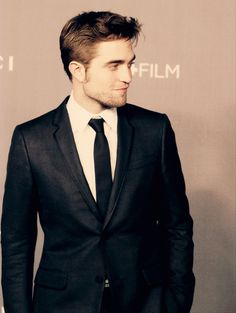 I love the classics...cute boy, white shirt, black tie