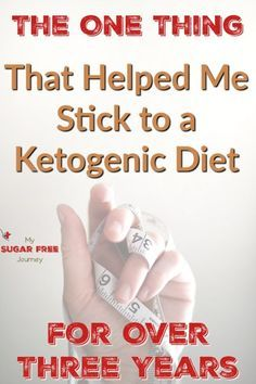 The One Thing That Helped Me Stick to a Ketogenic Diet for Over 3 Years!