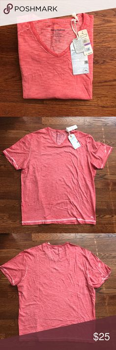 NWT Tommy Bahama Tee Brand New with tags!  • No Trading  • Reasonable Offers are Always Welcomed • Ask Me For a Bundle Discount!! Tommy Bahama Shirts Tees - Short Sleeve