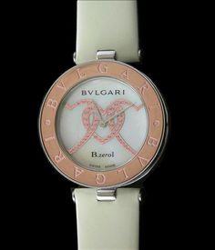 Bvlgari B.Zero1 White Dial Lady Replica Watch  , cheap Bvlgari Watch discount