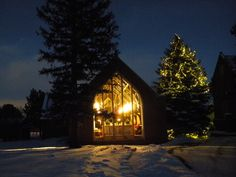 Christmas Wedding In Colorado Springs Chapel Of Our
