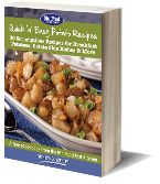 Quick & Easy Potato Recipes: 30 Scrumptious Recipes for Breakfast Potatoes, Potato Side Dishes & More Free eCookbook