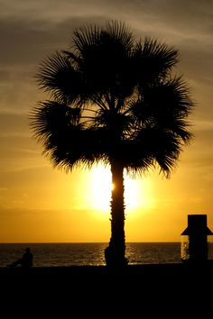 Sunset in Maspalomas, Gran Canaria, Spain. Loved this beach when I was there