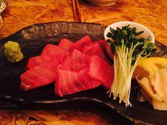 #연남동 #참치회 #수요일새벽두시  술과 안주빨.. . #tuna #sashimi  #foodie #nofilter by hy_hylee