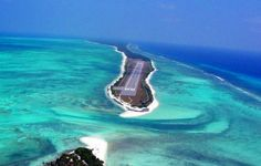 Lakshadweep - Agatti Aerodrome - the world's most amazing airport