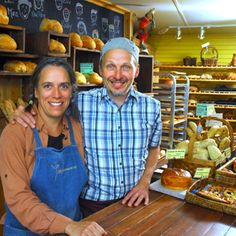 LES BAGUETTES EN L'AIR boulangerie Rimouski