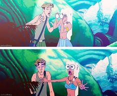 Disney atlantis the lost empire making me fall in love. Disney Pixar, Disney Animation, Kida Disney, Walt Disney, Disney Love, Disney Art, Disney And Dreamworks, Disney Characters, Disney Princess