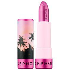 Sephora Collection Lipstick 13 Coconut Grove (metal finish) oz/ 4 g Sephora Lipstick, Gold Lipstick, Mac Lipsticks, Makeup Lipstick, Permanent Lipstick, Lipstick Tutorial, Gel Nails At Home, Coconut Grove, Lipsticks