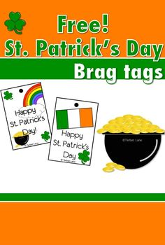 St Patrick's Day Reward Tags for Classroom Rewards and Motivation Classroom Rewards, School Classroom, Classroom Themes, Classroom Activities, Classroom Management, Classroom Freebies, Holiday Activities, St Patricks Day, Saint Patricks