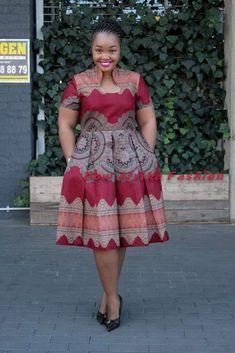 shweshwe dresses 2019 for black women – shweshwe dresses African Fashion Ankara, Latest African Fashion Dresses, African Print Fashion, Africa Fashion, African Style, Women's Fashion Dresses, Short African Dresses, African Print Dresses, African Print Clothing