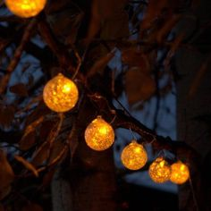 solar string lights outdoor flower garden light sungluber 21ft 50