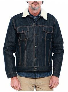 Tellason Denim Jacket (Lined) #menswear