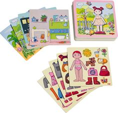 HABA USA creates toys and games that become cherished objects for children all over the world. Buy HABA toys, wooden blocks, games, and dolls direct! 4 Image, Image Link, Metal Containers, Games Box, Science Kits, Dress Up Dolls, Tin Boxes, Metal Tins, Puzzle Pieces