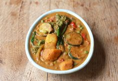 Vegetable Coconut Curry Recipe on Yummly. @yummly #recipe