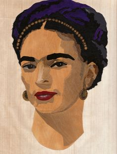 Frida Kahlo, Mexican artist, best known for her striking self portraits. Born in…