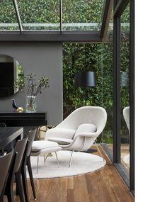 Divano Designs Furniture Amphora Modern Chaise Lounge