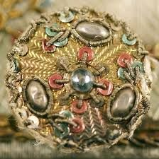 Image result for 18th century passementerie buttons
