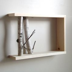 Not sure I like the stick, but I like the idea of using a different object for the one side.