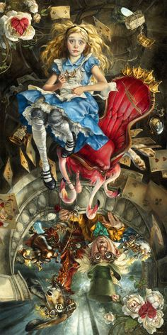 We're All Mad Here By Heather Theurer